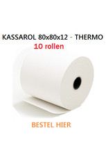 Kassarollen 80x80x12 - 10 stuks
