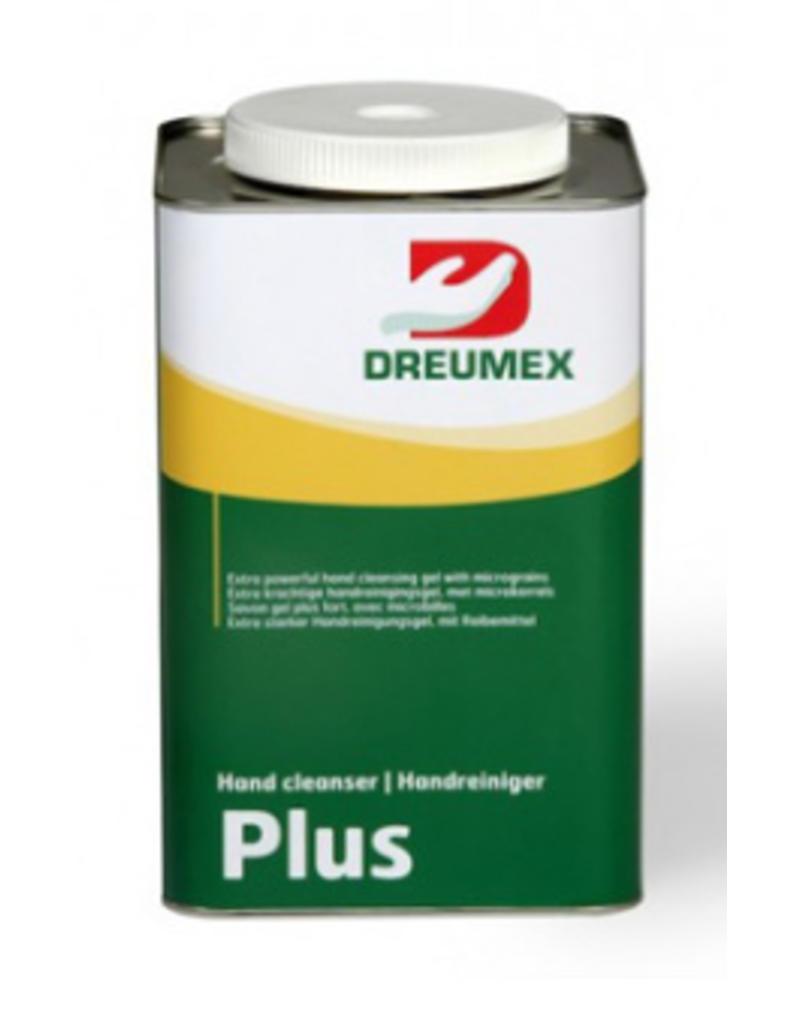 Dreumex plus geel 4,5l handreiniger