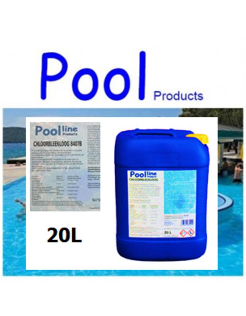 Chloorbleekloog 20L 8407B Poolline