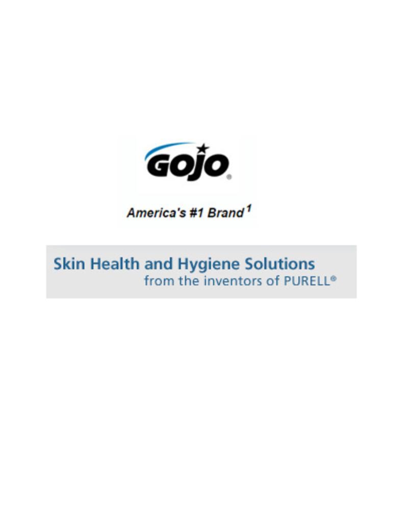 Gojo Luxury Foam Handwash FMX 5161-03-EEU00