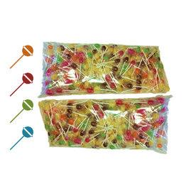 Lollipop lekstokken 300st.