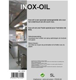 Inox Olie 750ml SPRAY