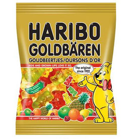 Haribo goudbeertjes 75g x 30st.