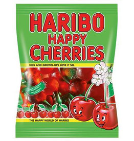Haribo happy cherries 75g x 30st.