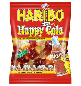Haribo happy cola 75g x 30st.