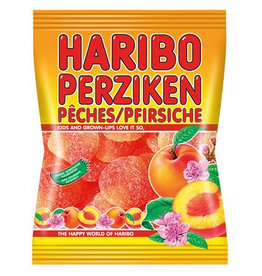 Haribo perziken 75g x 30st.