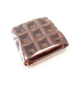 Luxe Vierkante Choco Wafeltjes 180st.