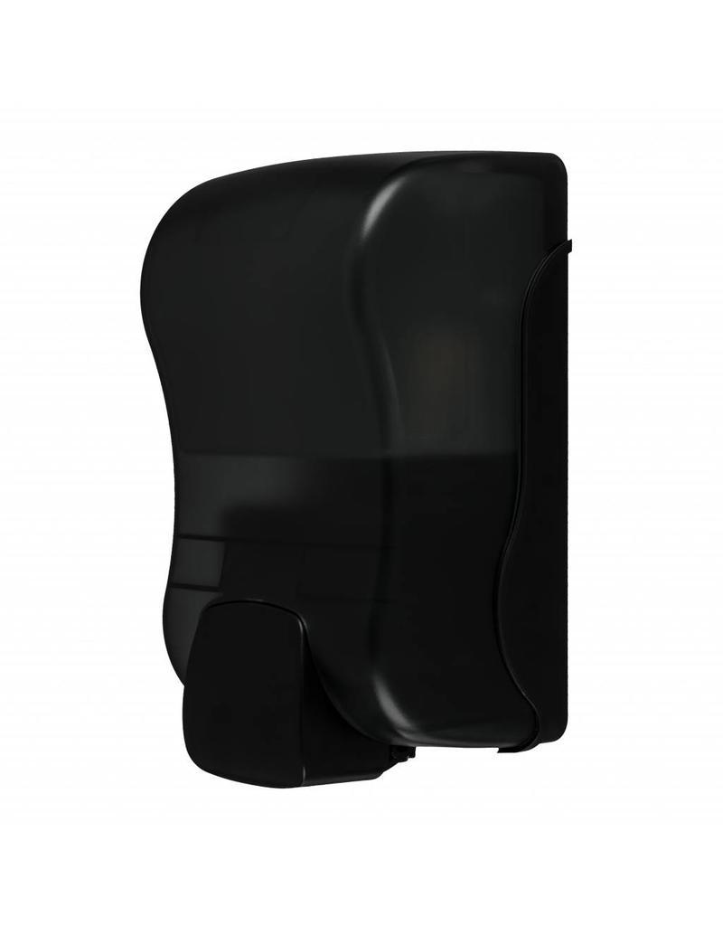 Schuimzeep Dispenser hervulbaar Zwart