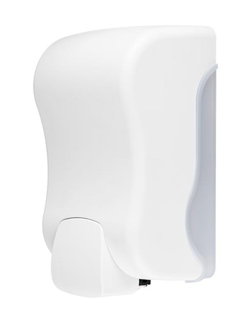 Schuimzeep Dispenser hervulbaar Wit
