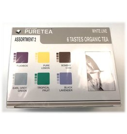 Pure Tea assortment 2 - 36st.