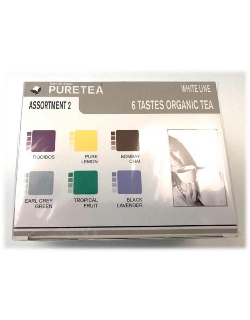 Pure Tea assortment 2 - 36st.