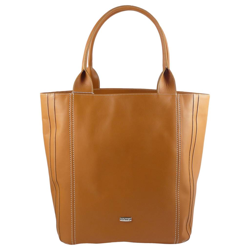 The Manual Co Shopper Orange