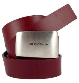 The Manual Co Gürtel
