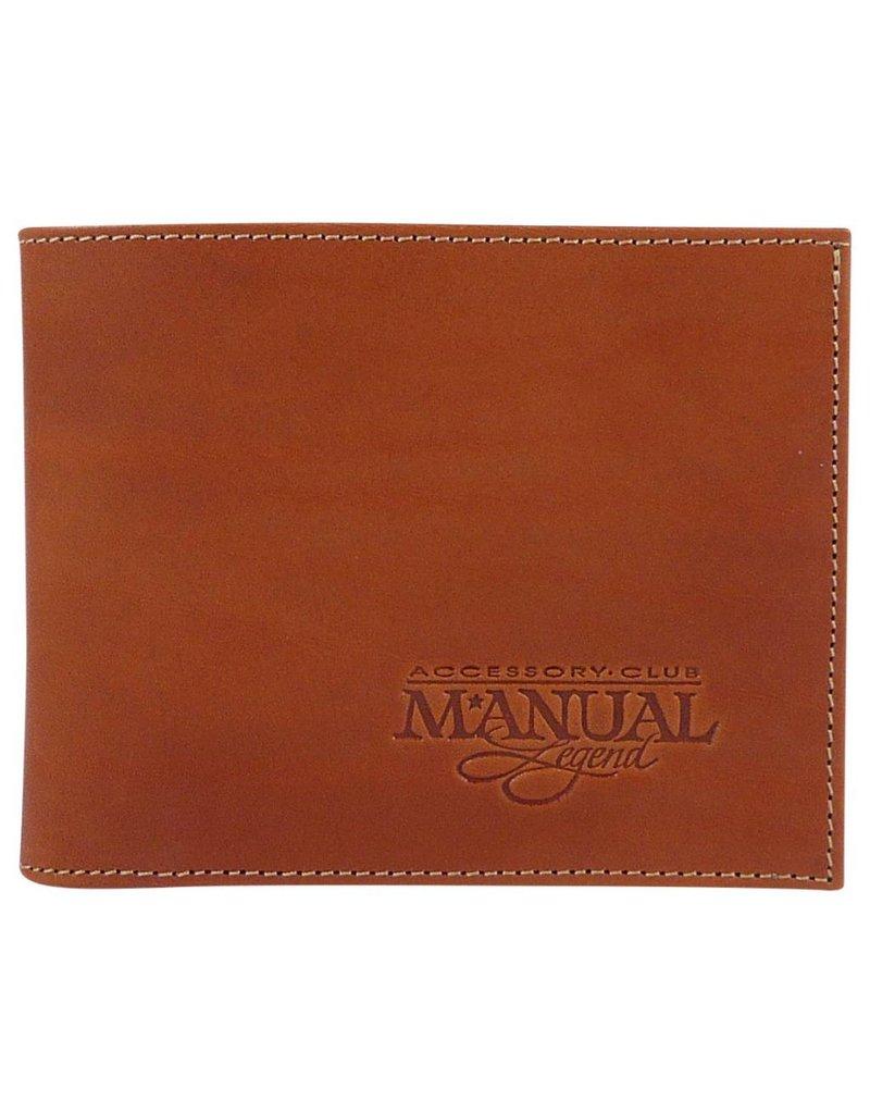 The Manual Co Geldbörse Leder Herren