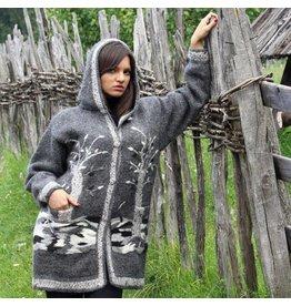 Sirogojno-Style Wolljacke