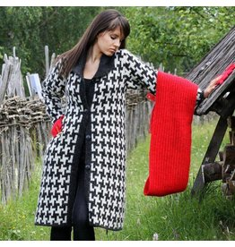 Sirogojno-Style Wollmantel