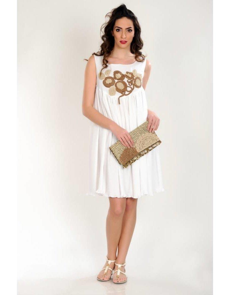 iskon mode Feminines Sommerkleid