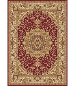 Qarpet Terra Diseño 175 Color 10 Rojo