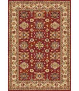 Qarpet Terra Diseño 152 Color 10 Rojo