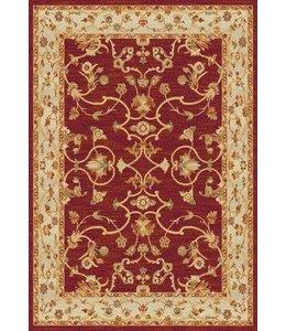 Qarpet Terra Diseño 115 Color 10 Rojo