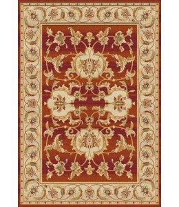 Qarpet Terra Design 102 color 10 Red