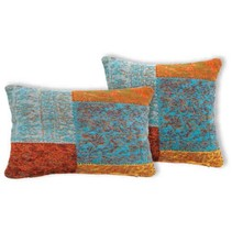 Patchwork Cushion Multi