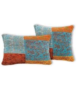 Trinity Creations Patchwork Cushion Multi