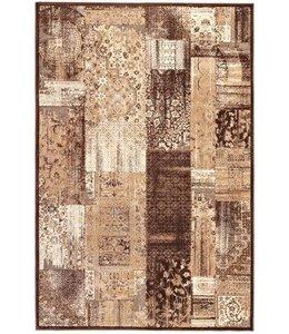 Farashe 100 06 brown 160 x 230 cm