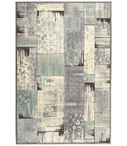 Farashe 100 14 grijs 160 x 230 cm