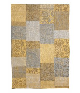 Trinity Creations Patchwork Mustard