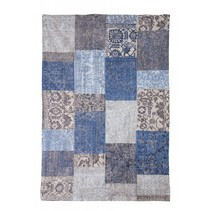 Patchwork Ming Blue
