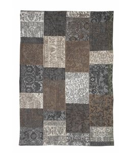 Trinity Creations Patchwork Anthracite