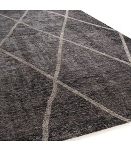 Brinker Carpets Cross Anthracite