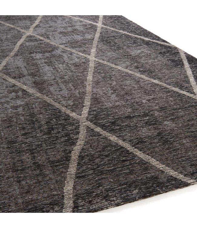 Brinker Carpets Cross Anthracite