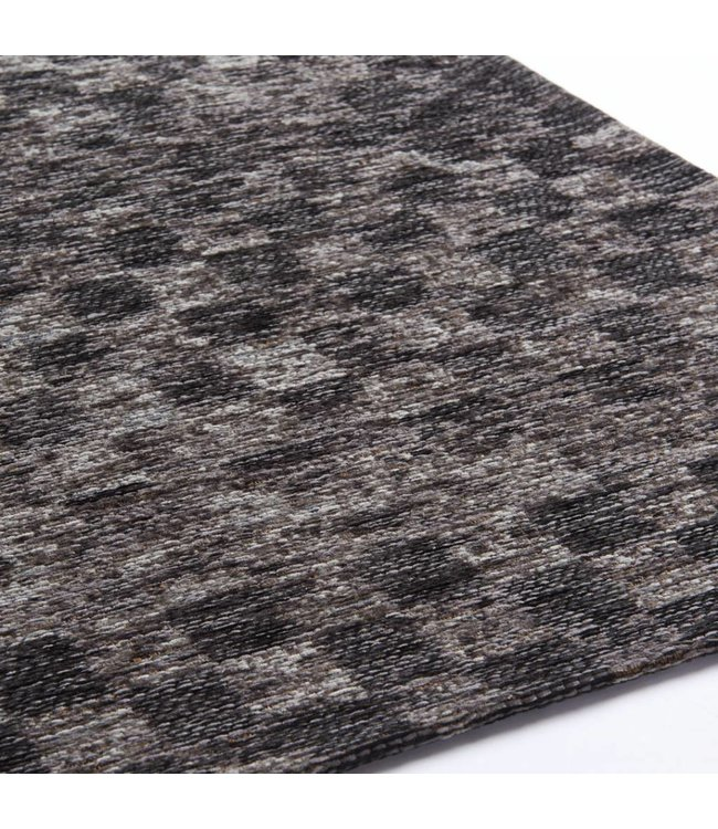 Brinker Carpets Check Anthracite
