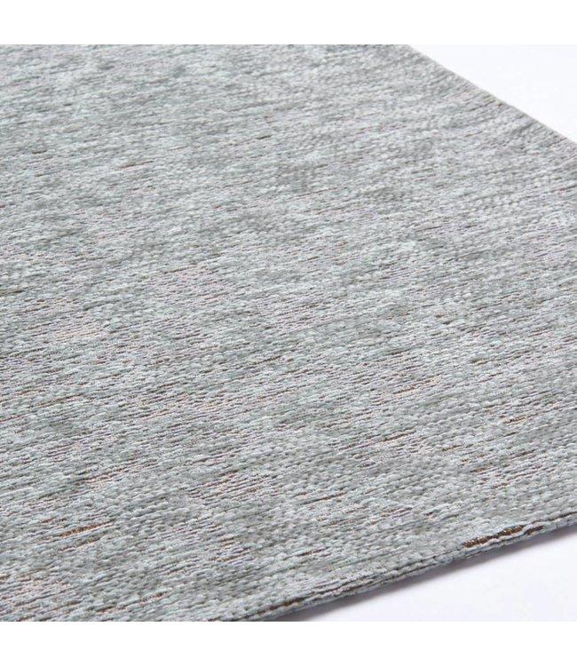 Brinker Carpets Check Soft Blue