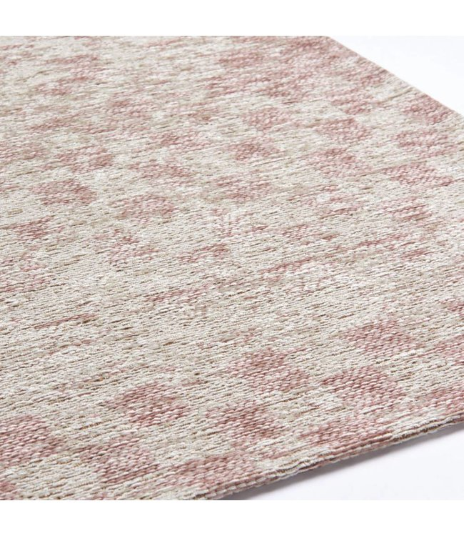 Brinker Carpets Check Vieux Rose