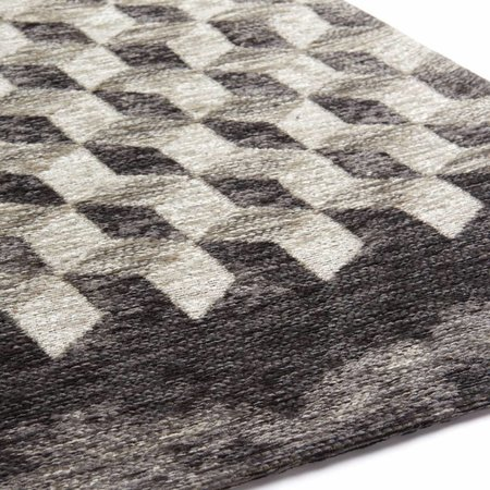 Brinker Carpets Geometrics Unifi Grey