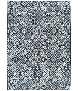 Qarpet Slate Design 19247 Blue