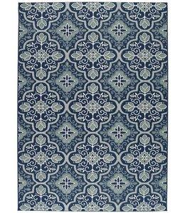 Qarpet Slate Design 19255 Blue