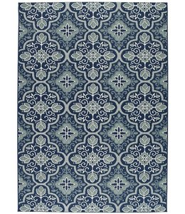 Vloerkledenwebshop.nl Slate Design 19255 Blue