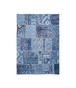 Louis de Poortere Khayma Farrago 8681 Tuareg Blue