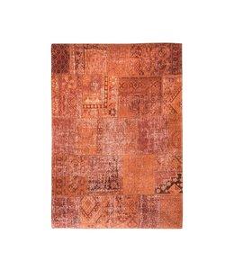 Louis de Poortere Khayma Farrago 8683 Rusty Orange