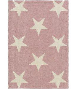 Dash & Albert Star Pink/Ivory