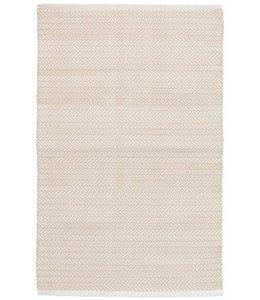 Dash & Albert Herringbone Linen