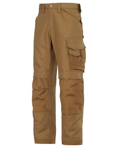 Snickers Workwear 3314 B Canvas+ Broek