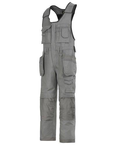 Snickers Workwear Bodybroek voorzien van holsterzakken, Canvas+ model 0214