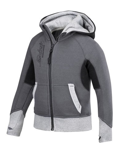Snickers Workwear Junior Hoodie 7504 met ritssluiting