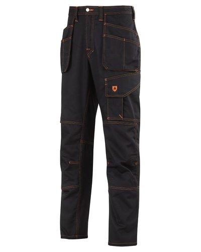 Snickers Workwear Flame Retardant Broek 3257 voorzien van holsterzakken