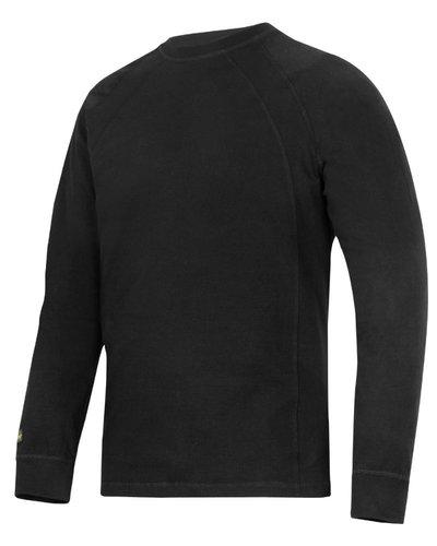 Snickers Workwear Schilders T-shirt model 2402 met lange mouwen